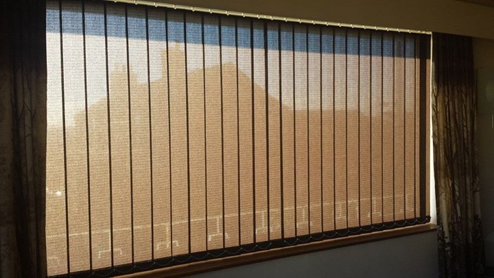 Vertical Blinds - 127mm.